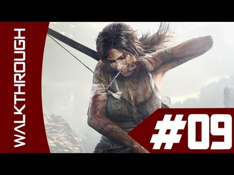 Tomb Raider Reborn (HD): Walkthrough Pt. 9 - Normal Difficulty