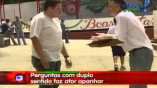 Pegadinhas - Rede TV - Perguntas com duplo sentido - Programa João Kleber