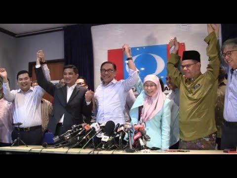 (21/09/18) Anwar Ibrahim: Sidang Media Berkaitan PRK Port Dickson
