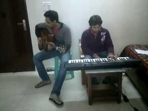 Tu Jaane Na (unplugged) By Nakul & Mrinal video