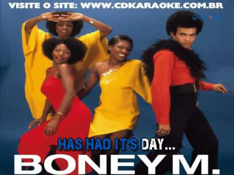 Boney M   Painter Man