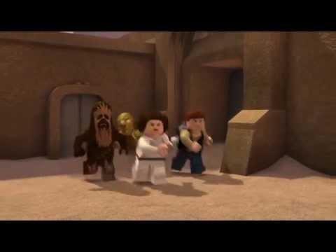 LEGO Star Wars: The New Yoda Chronicles - Trailer #1