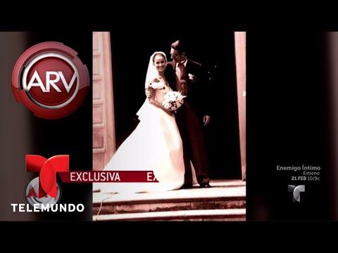 Secretos del amor de Catherine Siachoque y Miguel Varoni | Al Rojo Vivo | Telemundo