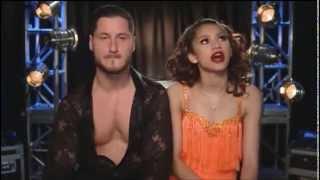 Zendaya Video - DWTS Season 16: Zendaya and Val Weekly Confessions
