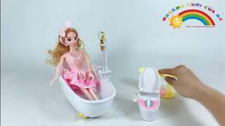 Đồ chơi   Búp bê bồn tắm 8210   Khoảng trời của bé