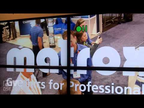 DSE 2015: Matrox Exhibits Mura Video Wall Processor Cards for Large-Scale Digital Signage