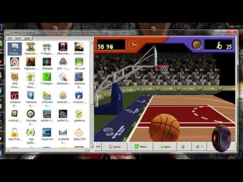 Como Descargar Juegos Android y Emulador