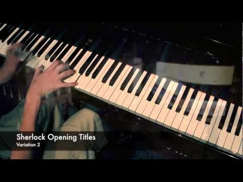 BBC Sherlock Piano Medley (Virtuoso Arrangement)