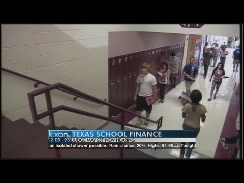 Texas school finance