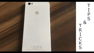 Huawei P8 Lite | Tips & Tricks