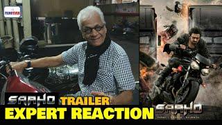 Saaho Trailer REVIEW by Expert Lalu Makhija | Baahubali Prabhas Sabka Baap Hai | Shraddha Kapoor