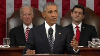 President Obama State of The Union 2016 [Full] January 12 2016 1/12/16 SOTU