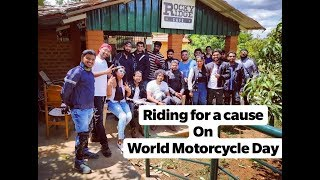 Riding for a Cause - Rocky Ridge Cafe   Royal Enfield