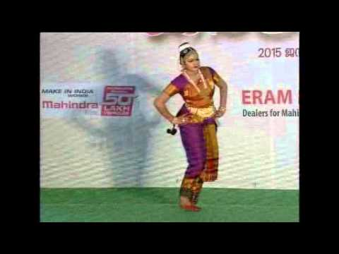 School Kalolsavam 2015 Bharathanatyam - Chest No 105 video