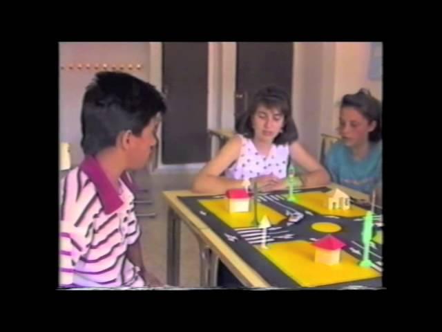 Educación vial: La Maqueta