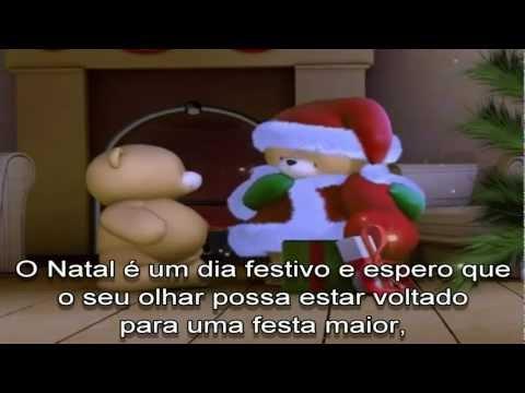 Mensagem de natal feita especialmente para meus amigos .