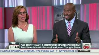CNN: Van Jones on Domestic Spying Programs