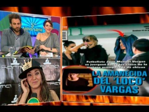 Tilsa Lozano no deja de mandarle indirectas a pareja del 'Loco' Vargas