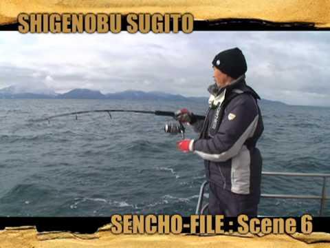 冬の日本海ジギングでハマチ入れ食い 船長ファイル6