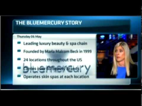 bluemercury s Marla Malcolm Beck on CNBC May 6, 2010 (segment B)