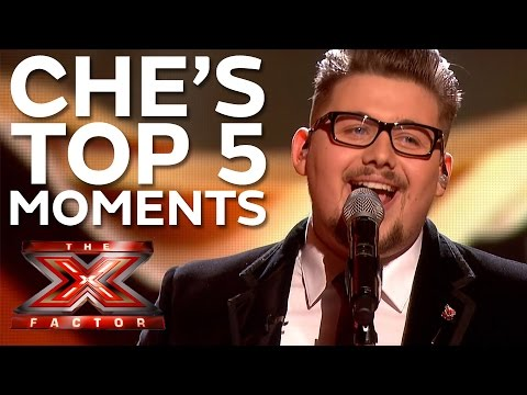 Ché Chesterman's Top 5 Moments   The X Factor UK 2015