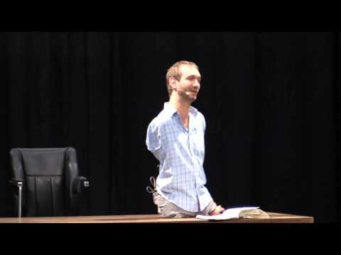 Chapel: Nick Vujicic, January 25, 2016