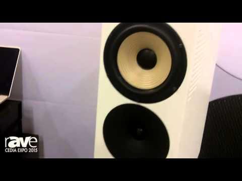 CEDIA 2015: Amphion Reveals Its New Flagship Krypton3 Loudspeaker