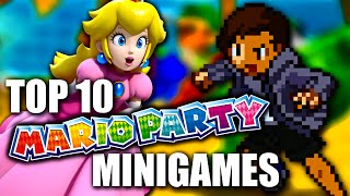 My Top 10 Mario Party Minigames - NintendoFanFTW