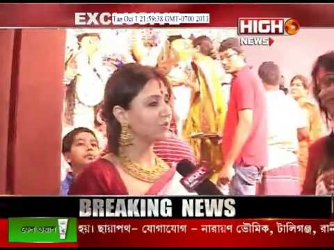 HIGH NEWS INDIA AN EXCLUSIVE INTERVIEW OF SWASTIKA MUKHERJEE