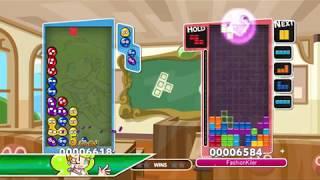 Puyo Puyo Tetris |  Puyo vs Tetris