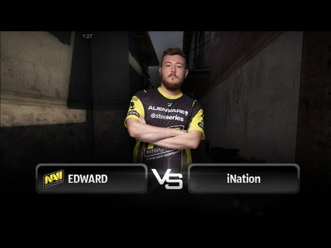 Edward vs iNation @ RaidCall EMS One Summer 2013 Cup #2