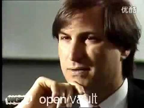 [subtitle] Steve Jobs Lost Interview 1990 [50 min version from wgbh]