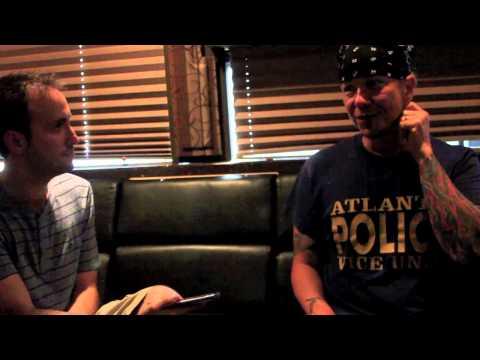 Fozzy - Rich Ward Interview (Broken Records Magazine) Part 2