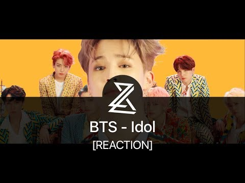 BTS (방탄소년단) 'IDOL' Official MV (2L8 REACTION)