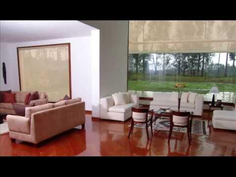 Cortinas persianas para salas comedores alcobas cuartos - Decoracion de persianas ...