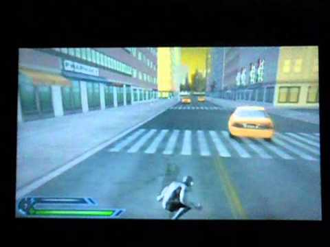 Spiderman 3 - PSP - Gameplay