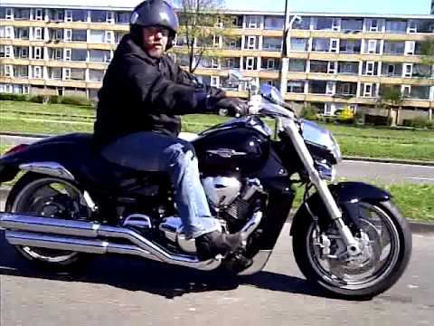suzuki intruder 1800 youtube. Black Bedroom Furniture Sets. Home Design Ideas