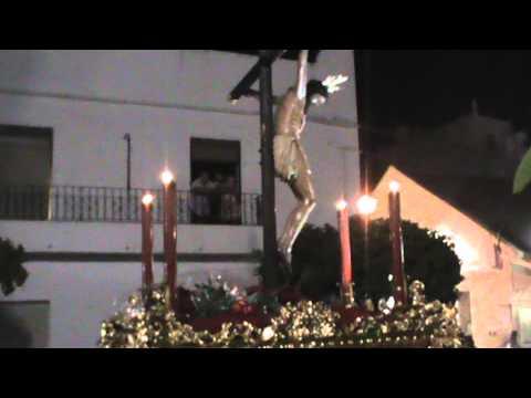 Procesion Extraordinaria cristo de la vera cruz Estepona 2014