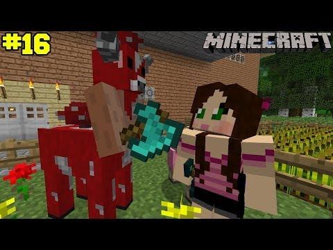 Minecraft: MUTANT COW CHALLENGE EPS6 16