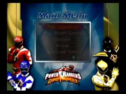 Review - Power Rangers Dino Thunder (Gamecube)