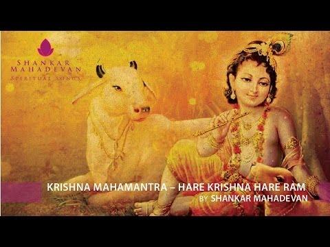 Krishna Mahamantra -- Hare Krishna Hare Rama By Shankar Mahadevan video