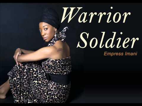 Heart & soul RiddimWarrior Soldier - Empress Imani