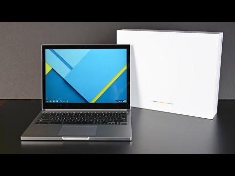 Google Chromebook Pixel 2: Unboxing & Review