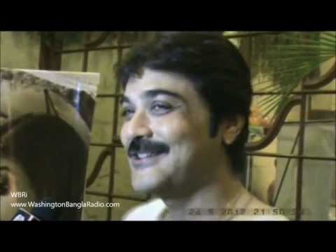 Prosenjit Chatterjee on Bangla Movie BIKRAM SINGHA (2012) & Richa Ganguly: Premiere PART 1 (WBRi)