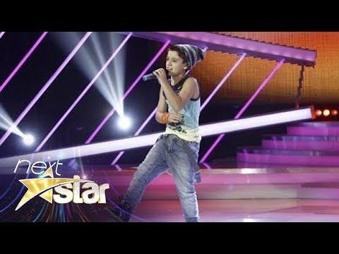 "Raris Crișan - One Republic - ""counting Stars"" - Next Star video"