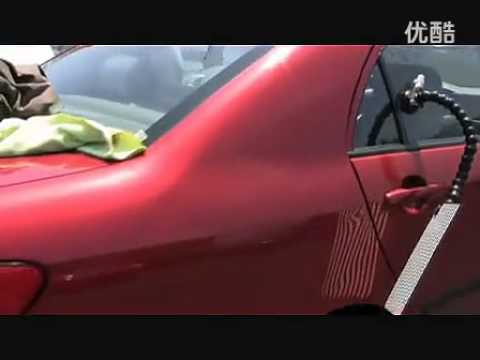 Как правильно рихтовать автомобиль