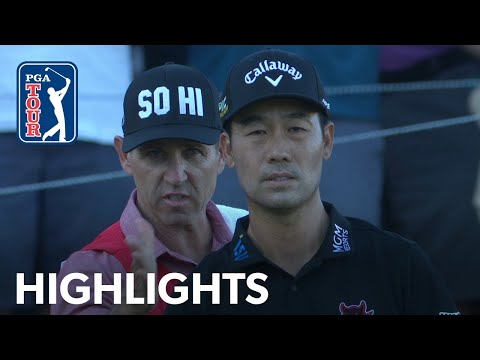 Kevin Na's highlights | Round 4 | Shriners 2019