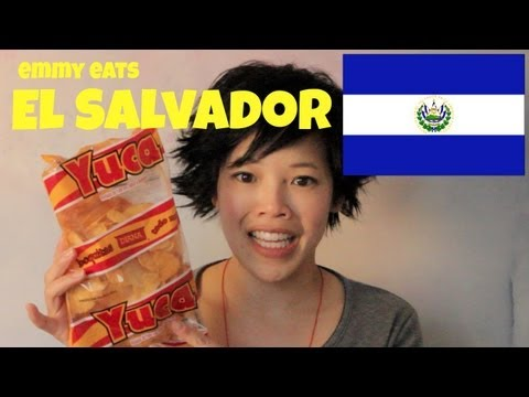 Emmy Eats El Salvador - Salvadorian snacks & sweets