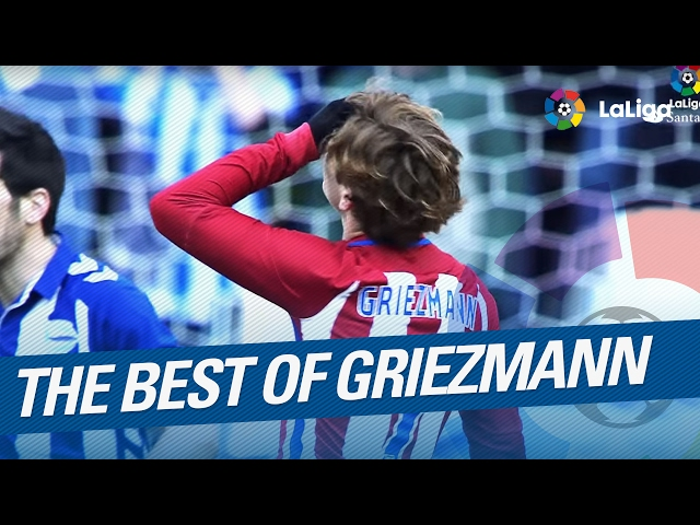 The Best of Antoine Griezmann in LaLiga