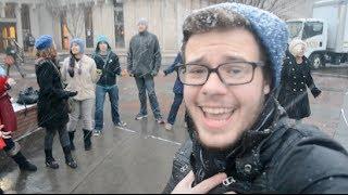Frozen 'Let It Go' Flash-Mob (VCU)